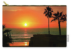 Incredible Sunset View Carry-all Pouch