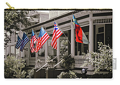 Independence Day Southport Style Carry-all Pouch