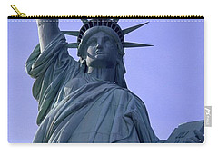 Independence Day Usa Carry-all Pouch