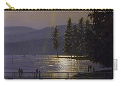 Independence Point, Lake Coeur D'alene Carry-all Pouch