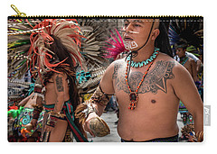 Indian Dancers Carry-all Pouch
