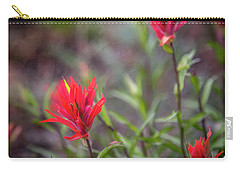 Indian Hawthorne Carry-all Pouch