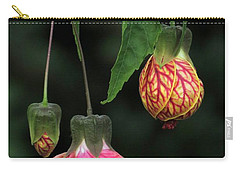 Indian Mallow Carry-all Pouch