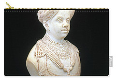 Carry-all Pouch featuring the photograph Indian Nobleman by Granger