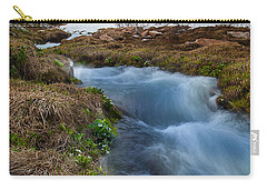 Carry-all Pouch featuring the photograph Indian Peaks Wilderness by Steven Reed