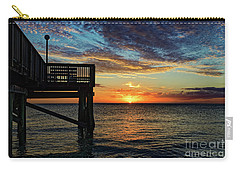 Indian Rocks Sunset Two Carry-all Pouch