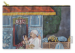 Indian Romance Carry-all Pouch by Vikram Singh