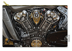 Indian Scout Engine Carry-all Pouch