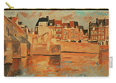 Indian Summer Light Maastricht Carry-all Pouch