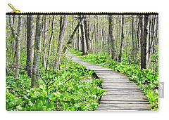 Indiana Dunes Great Green Marsh Boardwalk Carry-all Pouch