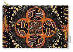 Indigenous Galaxy Carry-all Pouch
