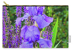 Indigo In Nature  Carry-all Pouch