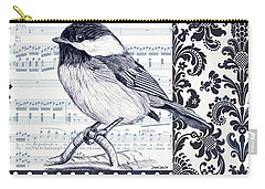 Song Birds Carry-All Pouches