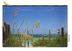 Carry-all Pouch featuring the photograph Indulging In Memories by Michiale Schneider