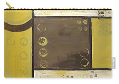 Industrial Circles No.2 Carry-all Pouch by Steven R Plout