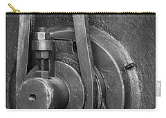Industrial Detail Carry-all Pouch by Carlos Caetano