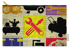 Industrial Revolution Carry-all Pouch