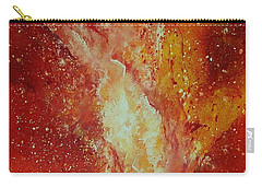 Inferno Carry-all Pouch by Tamyra Crossley
