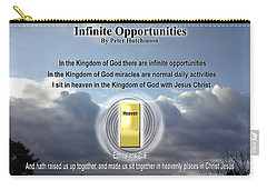 Infinite Opportunities Carry-all Pouch