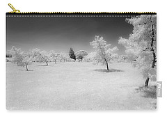 Infrared Peach Orchard Carry-all Pouch