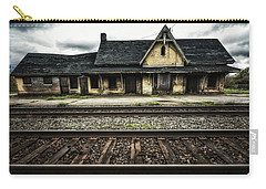 Ingersoll Train Station Color Carry-all Pouch
