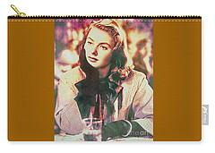 Ingrid Bergman - Movie Legend Carry-all Pouch