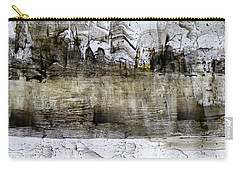 Carry-all Pouch featuring the painting Ink On A Roll by Nancy Kane Chapman