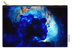 Ink Swirls 002 Carry-all Pouch