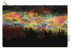 Inky Inky Night II Carry-all Pouch