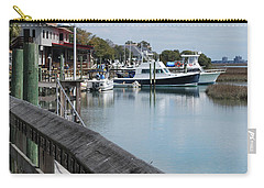 Inlet Fishing Fleet Carry-all Pouch