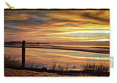 Inlet Watch At Dawn Carry-all Pouch