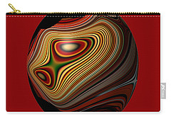 Inner Galaxy Carry-all Pouch by Thibault Toussaint