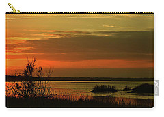 Carry-all Pouch featuring the photograph Inner Glow by Laura Ragland