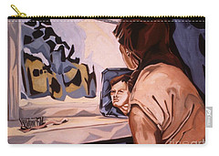Inner Landscape Carry-all Pouch