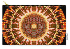 Inner Star Mandala Carry-all Pouch by Wernher Krutein