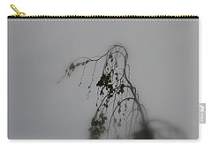 Carry-all Pouch featuring the photograph Innner  Mist by Richard Ricci