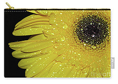 Carry-all Pouch featuring the photograph Innocence By Kaye Menner by Kaye Menner