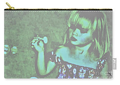 Carry-all Pouch featuring the photograph Innocence by Marsha Heiken