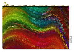 Inside A Rainbow Carry-all Pouch by Stuart Turnbull