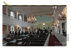 Inside The S. Georges Church Episcopal Anglican Carry-all Pouch