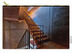 Inside The Stairwell Carry-all Pouch