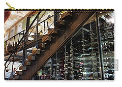 Inside Ulele The Wine Storage Carry-all Pouch by Judy Wanamaker