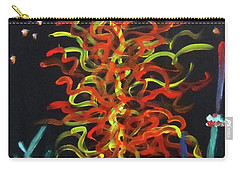 Inspired By Chihuly Carry-all Pouch