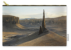 Carry-all Pouch featuring the photograph Inspired Light by Dustin LeFevre