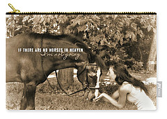 Instant Message Quote Carry-all Pouch