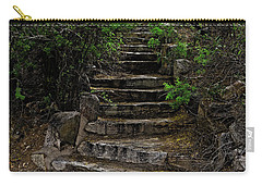 Carry-all Pouch featuring the photograph Instep With Nature V53 by Mark Myhaver
