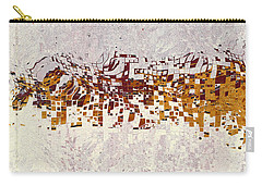 Insync 2 Carry-all Pouch by The Art Of JudiLynn