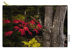 Carry-all Pouch featuring the photograph Intensity by Chad Dutson