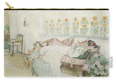 Interior Carry-all Pouch by Peder Severin Kroyer