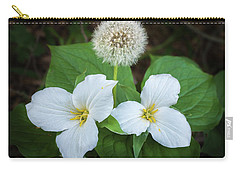 Carry-all Pouch featuring the photograph Interloper by Bill Pevlor